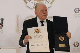 FOTO: Dudi Ivkoviću nagrada za životno delo
