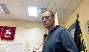 Navaljni u pritvoru