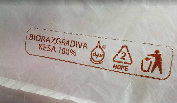 Plastične kese zabranjene u Novom Sadu: Svi moraju da imaju biorazgradive, inspektori za sada ne kažnjavaju