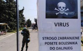 U Loznici i Leskovcu uvedena vanredna situacija, nisu poštovane ranije donete mere