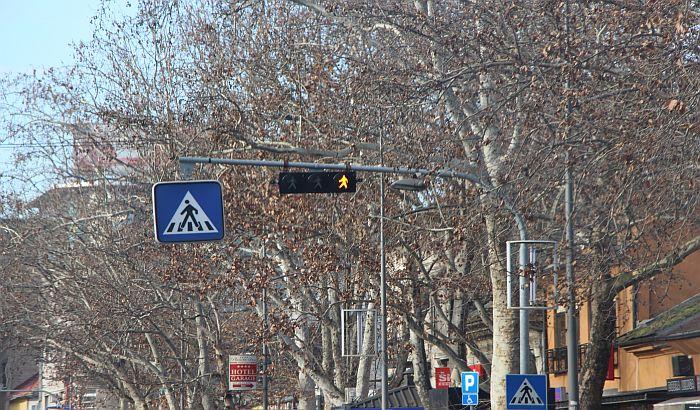 Neuspeo tender odložio postavljanje semafora kod Elektrotehničke škole