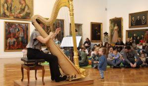 Koncerti za bebe i roditelje od ove subote ponovo u Galeriji Matice srpske