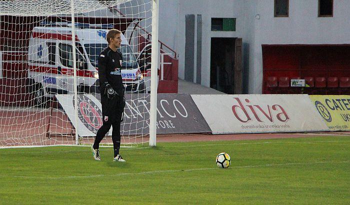 Vošin golman Emil Rockov pozvan u reprezentaciju