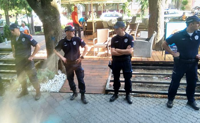 VIDEO: Policija podnela krivične prijave protiv Borislava Novakovića i drugih privedenih
