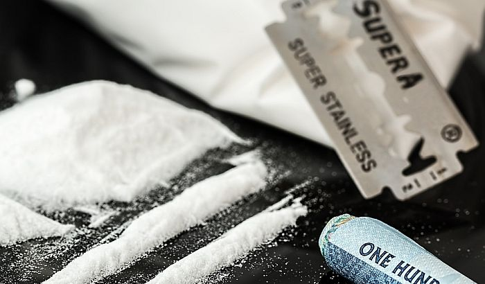 Tona kokaina pronađena u vazduhoplovnoj bazi