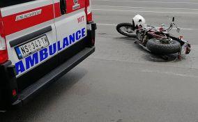 Nedelja bila crn dan za motocikliste u Novom Sadu, troje povređenih
