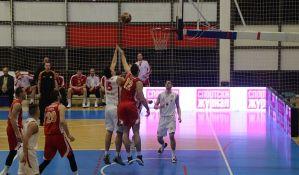 Košarkaši Vojvodine poraženi od Napretka