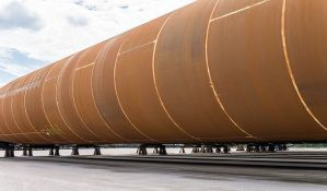Otvorena prva deonica gasovoda Balkanski tok