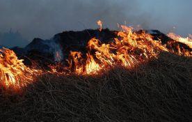 Stradao gaseći vatru na njivi; Nedimović: Znamo ko pali strnjiku, najviše u Sremu i Banatu