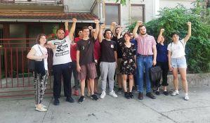 Prekršajne prijave protiv aktivista