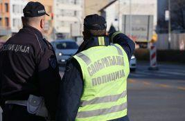 Tokom praznika u Novom Sadu 41 saobraćajna nezgoda, policija otkrila više od 2.000 prekršaja