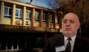Inspekcija na FTN: Doroslovački nezakoniti dekan više od dve godine
