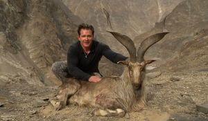 VIDEO: Platio 110.000 dolara da ubije ugroženu vrstu koze