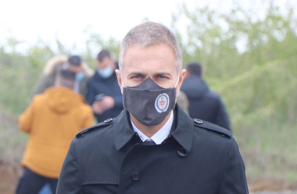 Stefanović: Srbija nikad nije bila na listi zemalja koje prodaju oružje teroristima