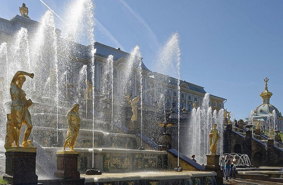 Juče je bio najtopliji dan u Sankt Peterburgu od 1905.