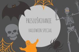 Strašno Presluškivanje za plašljive slušaoce: Specijal za Noć veštica