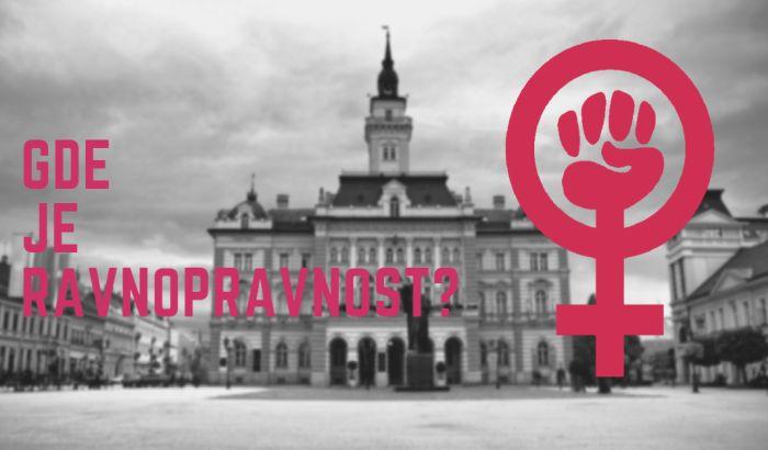 Nema nagrade za žene u Novom Sadu: Diskriminacija pri dodeli gradskih priznanja