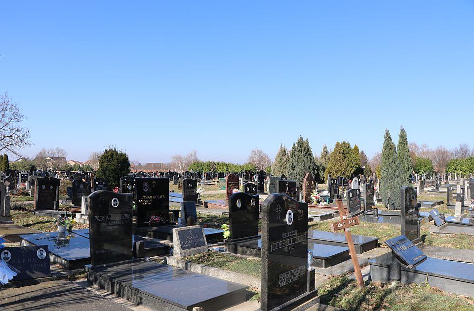 Povećan broj preminulih širom Srbije, na sahranu se čeka danima