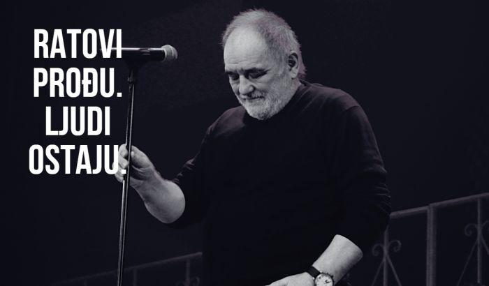 Sećanje na prvi posleratni Balaševićev koncert u Sarajevu