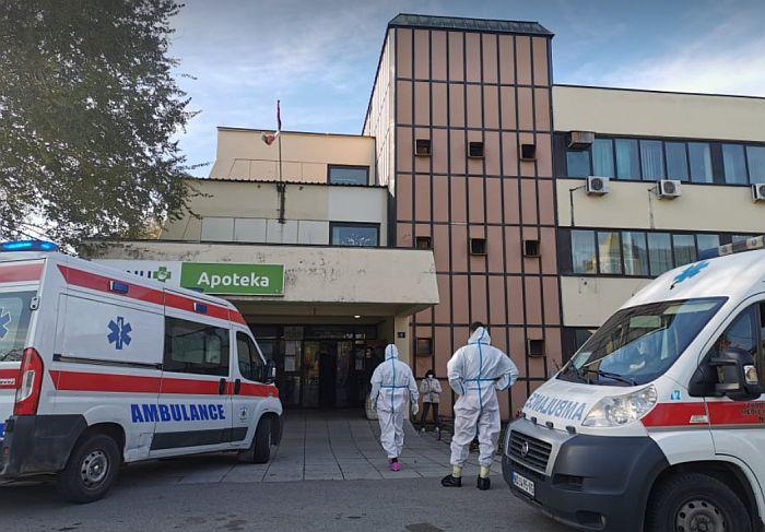 Povećan broj novoobolelih od korone i kovid pacijenata u Novom Sadu