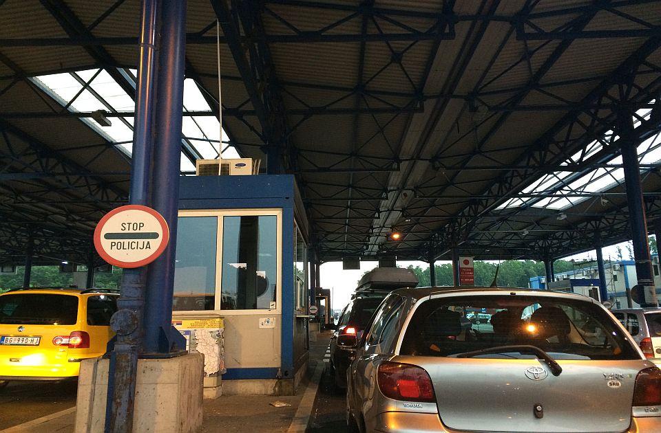 AMSS: Oprez na putu, bez gužve na graničnim prelazima