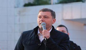 Zelenović: Broj obolelih u Šapcu deset puta manji nego pre tri nedelje