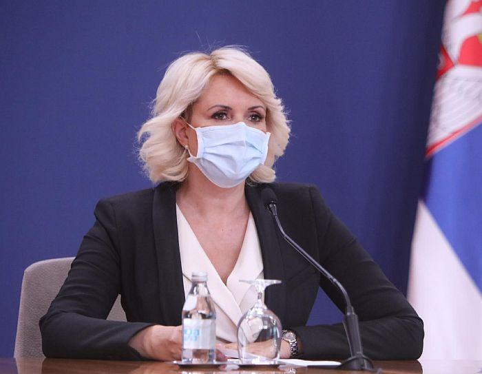 Kisić Tepavčević: Mere ostaju do daljeg jer daju rezultate