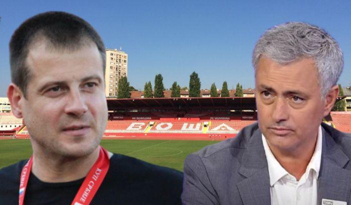Lalatović i Murinjo bi mogli da odmere snage u kvalifikacijama za Ligu Evrope