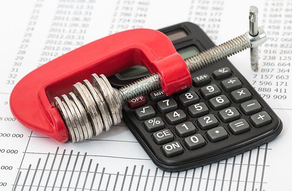 Srbija u prva četiri meseca ove godine imala budžetski deficit od 40 milijardi