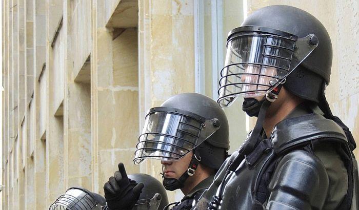 Neredi na protestu Kurda u Salcburgu, nekoliko povređenih