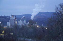 Vanredne kontrole u 10 fabrika zbog zagađenja, među njima i beočinska cementara