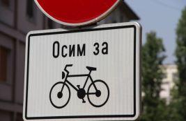 Biciklističku stazu Zrenjanin - Temišvar zauzeli traktori i automobili, sve češće i svađe