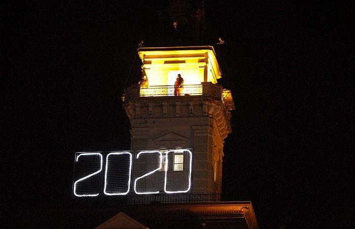 Doček pravoslavne Nove godine danas na više desetina lokacija u Novom Sadu