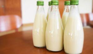 Nadležni: U šest odsto slučajeva povišen nivo aflatoksina u mleku