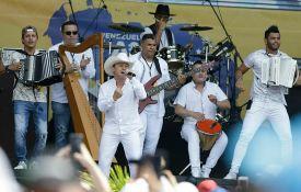 Rat bendova na granici između Kolumbije i Venecuele