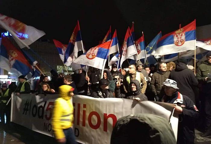 FOTO: Šesti protest