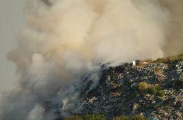 SSP: Svakim požarom na deponiji u Novom Sadu narušeni životi i zdravlje građana