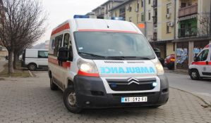 Još jedan loš dan za pešake u Novom Sadu, među povređenima i sedmogodišnja devojčica