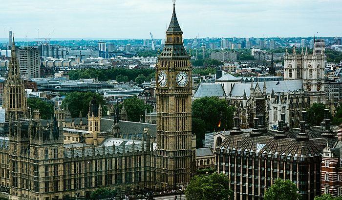Protest u Londonu zbog ubistva Sare Everard