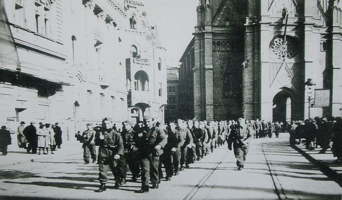 Novi Sad pre 74 godine oslobođen od fašizma