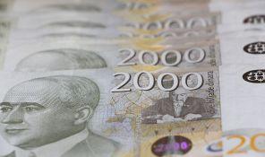 Evro sutra 117,97 dinara
