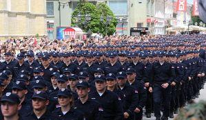 FOTO, VIDEO: Održana promocija preko 700 policajaca i vatrogasaca u Novom Sadu