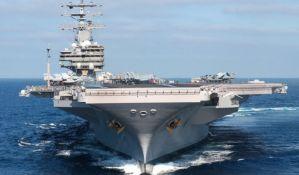 Na američkom nosaču aviona 155 članova posade zaraženo virusom korona