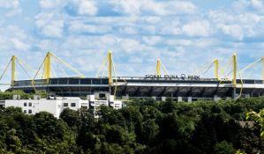 Stadion Borusije Dortmund pretvoren u privremenu bolnicu