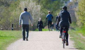 Pola sata šetnje dnevno znatno smanjuje rizik od infarkta
