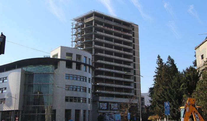 Grad prodaje zgradu Radničkog