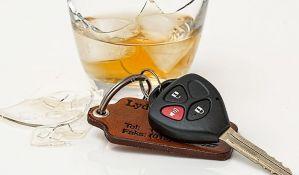Vozio sa tri promila alkohola u krvi