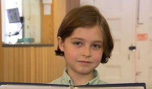 Osmogodišnji dečak već studira na tri fakulteta