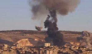 Sirija odbila napad izraelskih aviona F-16