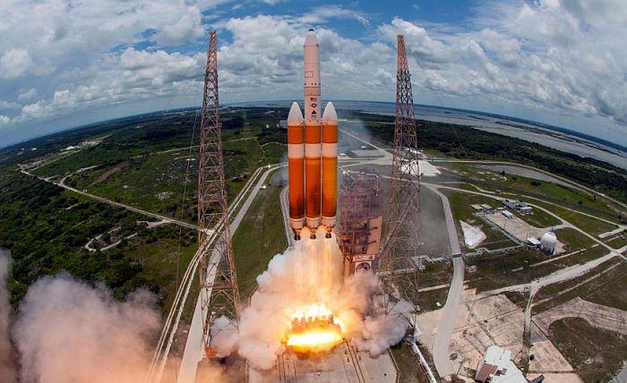 VIDEO: Američki špijunski satelit lansiran u orbitu